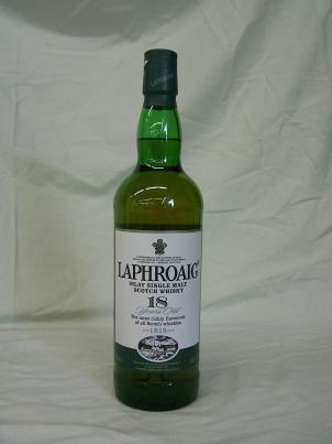 Laphroaig 18 ans