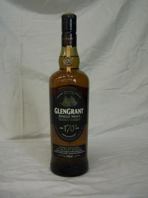 Glen Grant 170ème Anniversaire