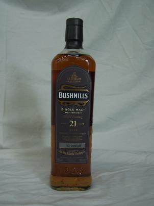 Bushmills 21 ans