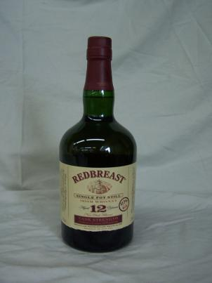 Redbreast 12 ans Cask