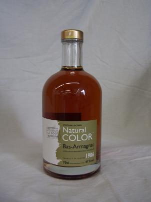 Natural Color Bas Armagnac