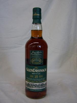 Glendronach 15 ans
