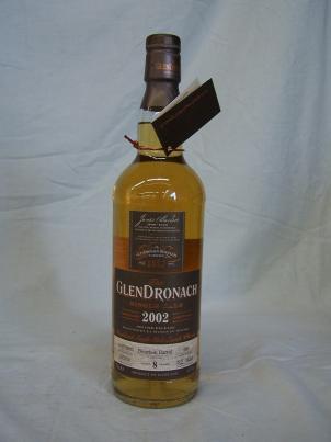 Glendronach 8 ans