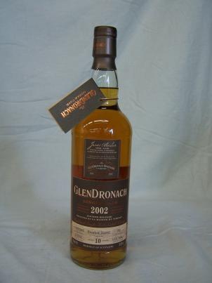 Glendronach 10 ans