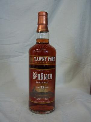 Benriach Tawny Port 15 ans