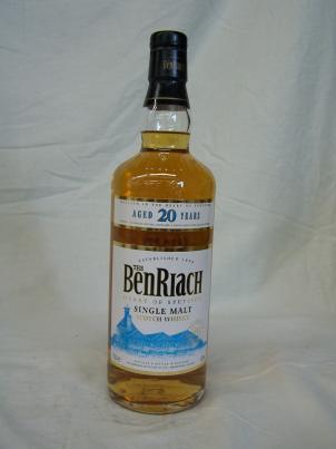 Benriach 20 ans