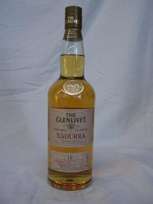 Glenlivet Nàdurra 16 ans