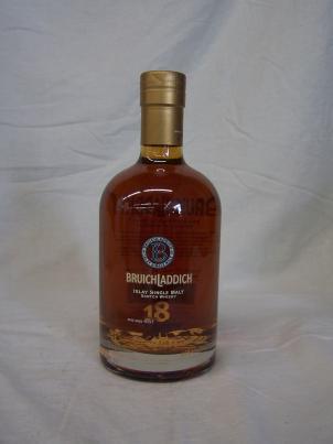 Bruichladdich 18 ans