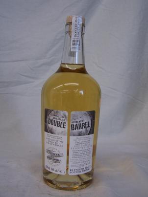 Double Barel Talisker & Craigellachie