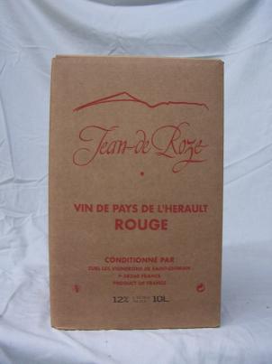 Vin de Pays de l'Hérault Rouge
