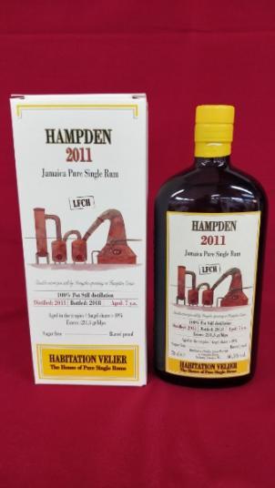 HABITATION VELIER HAMPDEN 2011
