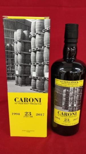 CARONI 23 ANS
