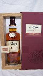 Glenlivet 21 ans