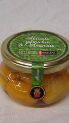 Abricots Rafraîchis à l'Amaretta