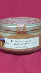 Pâté de Lièvre aromatisé à l'armaniac
