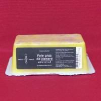 Bloc de foie gras de canard entier mi-cuit