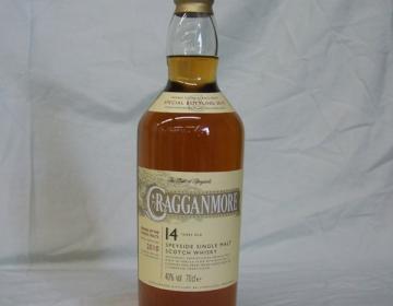 Cragganmore 14 ans
