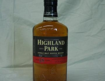 Highland Park 18 ans