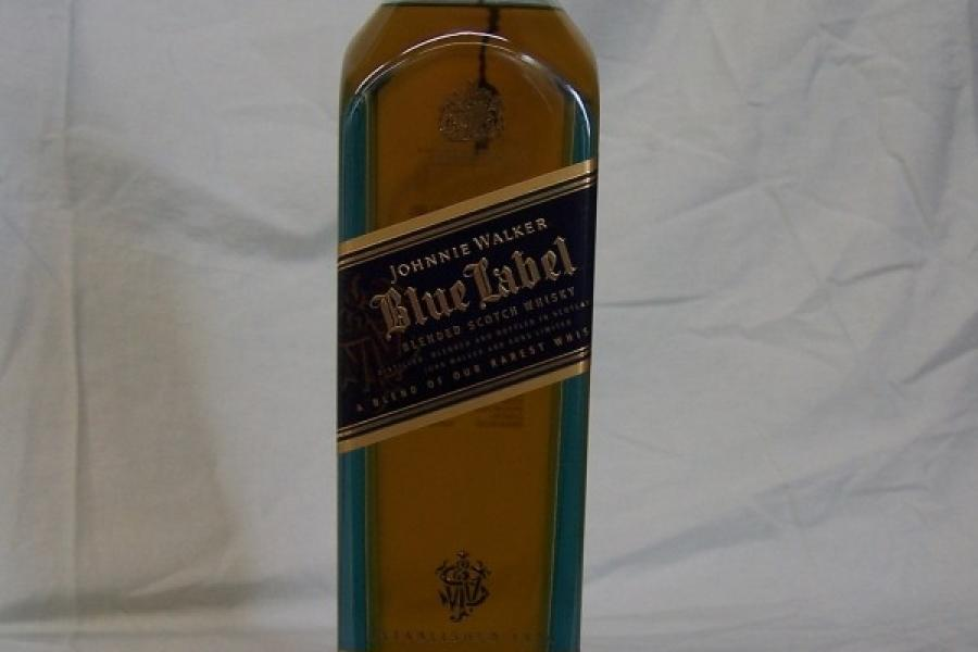 Blue Label de JW
