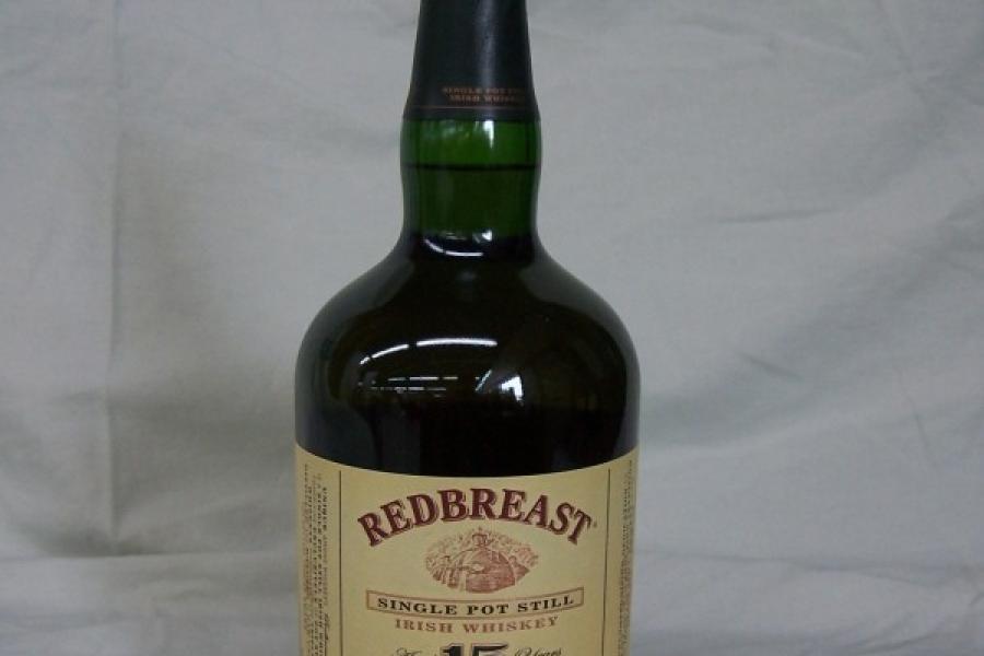 Redbreast 15 ans