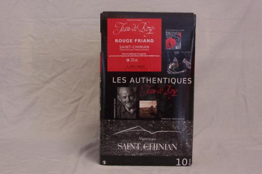 Saint Chinian Rouge